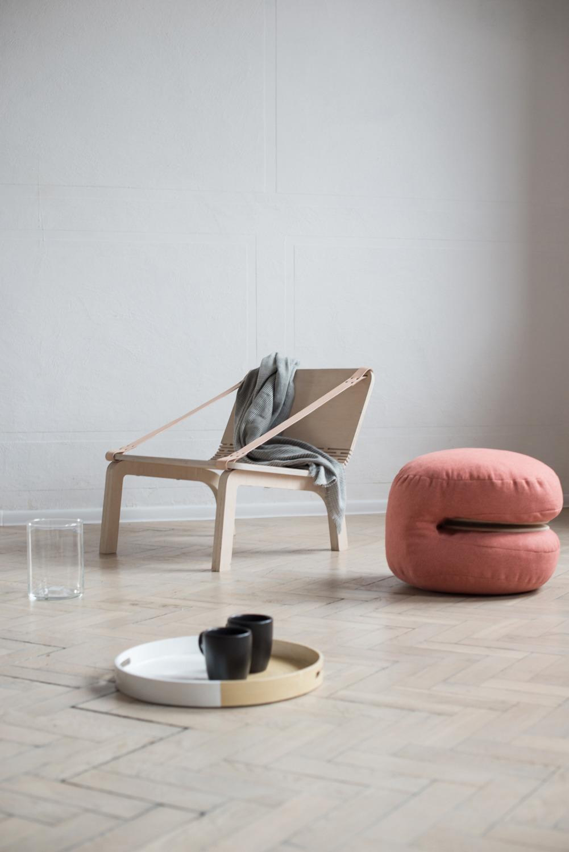 Agnieszka Kowal Dango Armchair Furniture Design