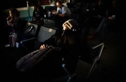 Simon Mignol Le Dormeur du Terminal 2 Photography