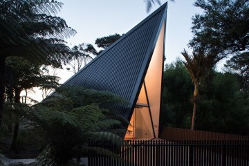 Tent House Chris Tate Architecture