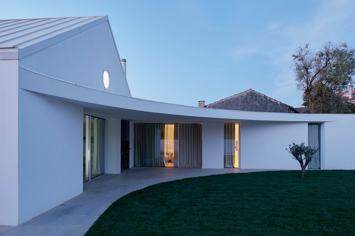 Ansiao House Architecture