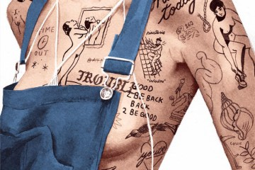 Jean André Illustrations Tattoos