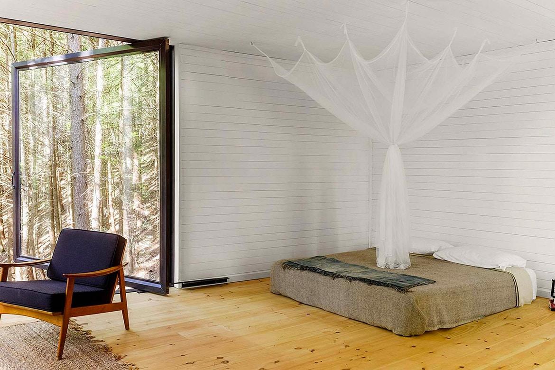 Half Cabin Half Treehouse