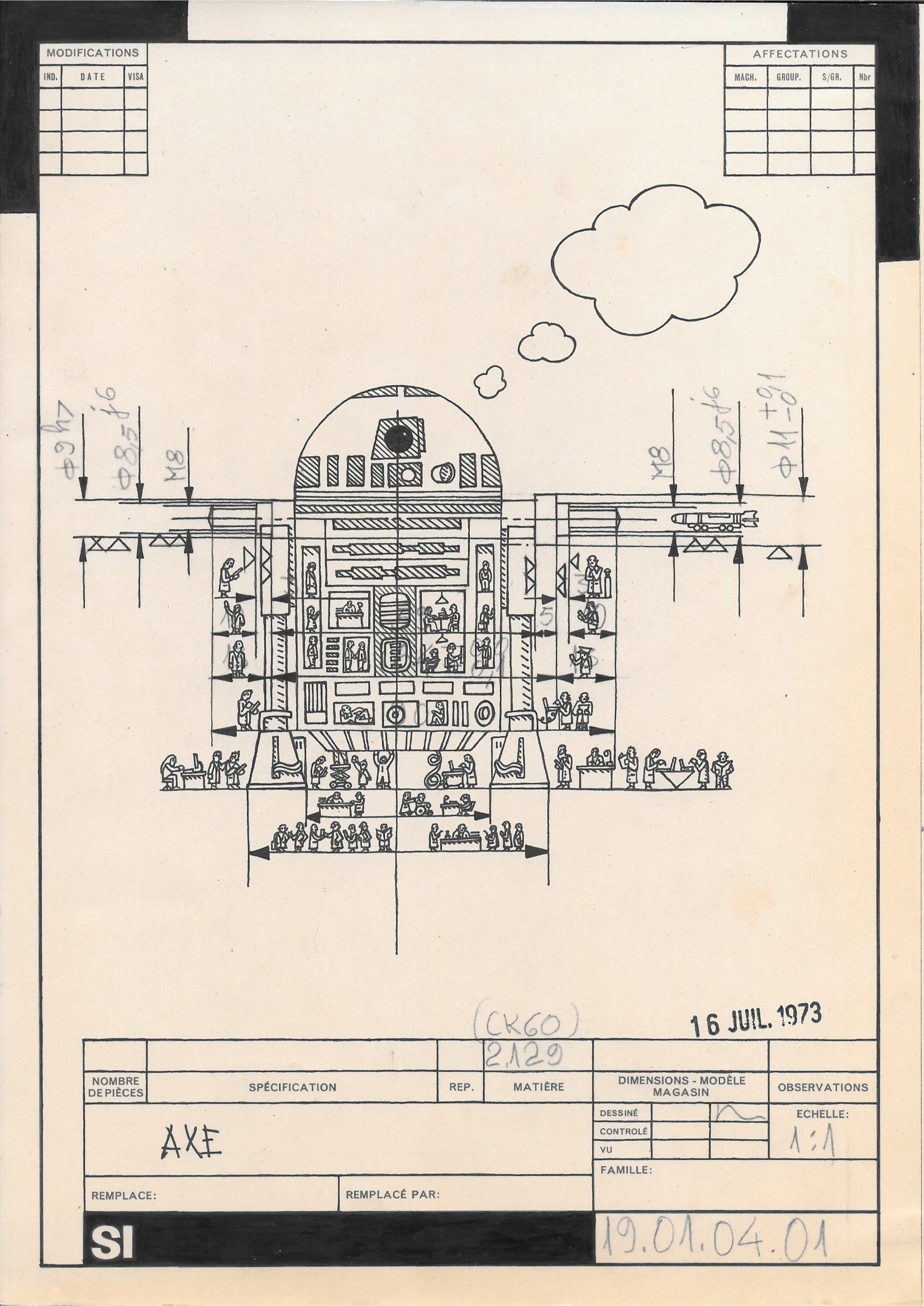 Artist turns boring old blueprints into fascinating artworks plain lionel favre art blueprints malvernweather Images