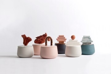 Laura Itkonen Sculptural Series