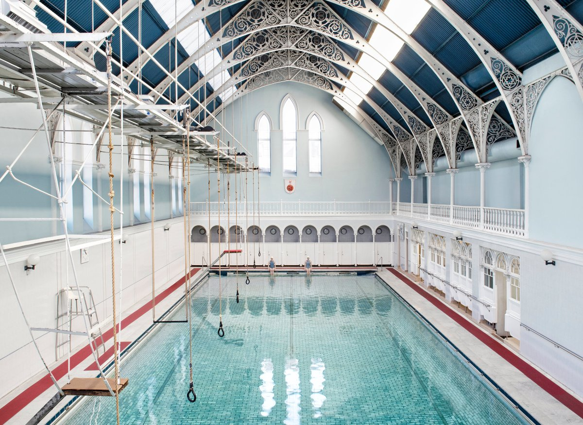 Image result for soo burnell swimming pool