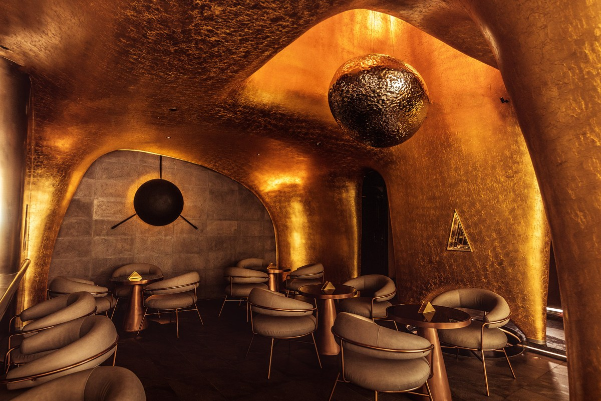 Wooton Designers Inns Whisky Bar