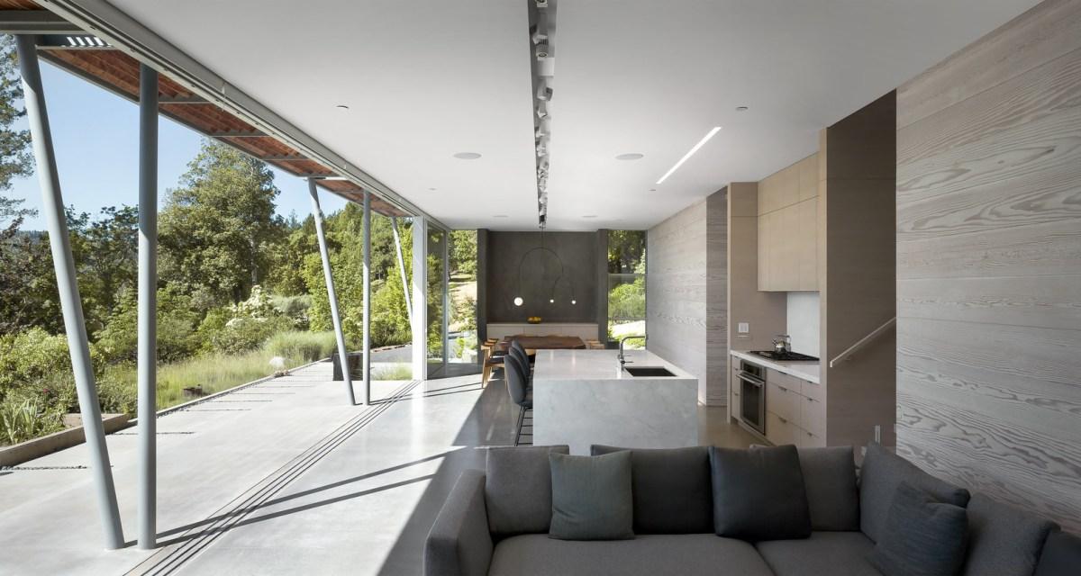 Feldman Architecture Sonoma Wine Country