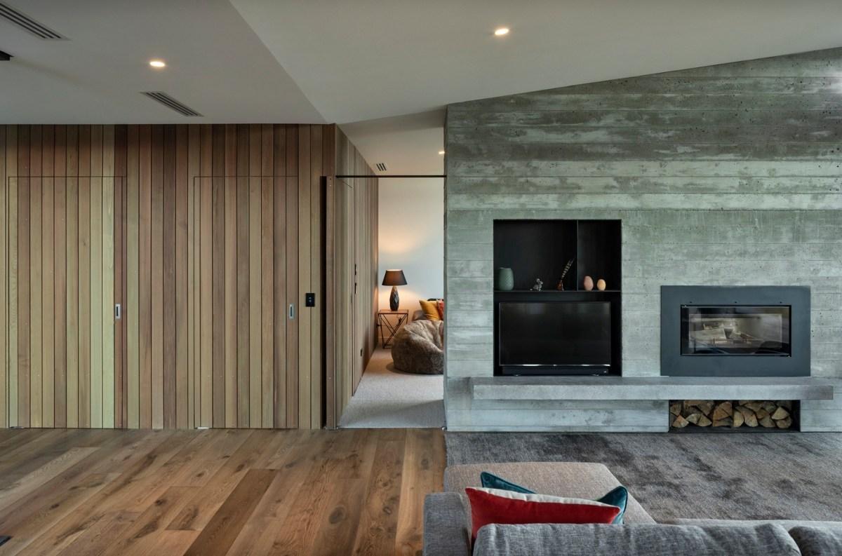 Ruby Ridge House Condon Scott Architects