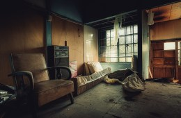 Bo Wen Huang Ruins Abandoned Houses Thailand