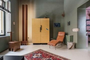 Stamos Michael Esperinos Guesthouse interiors