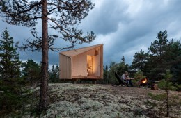 Studio Puisto Space of Mind Cabin
