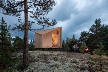 Studio Puisto Space of Mind Cabin