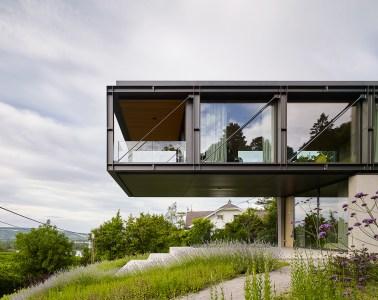 House in the Vineyards Dietrich | Untertrifaller Architekten Alexander Janowsky