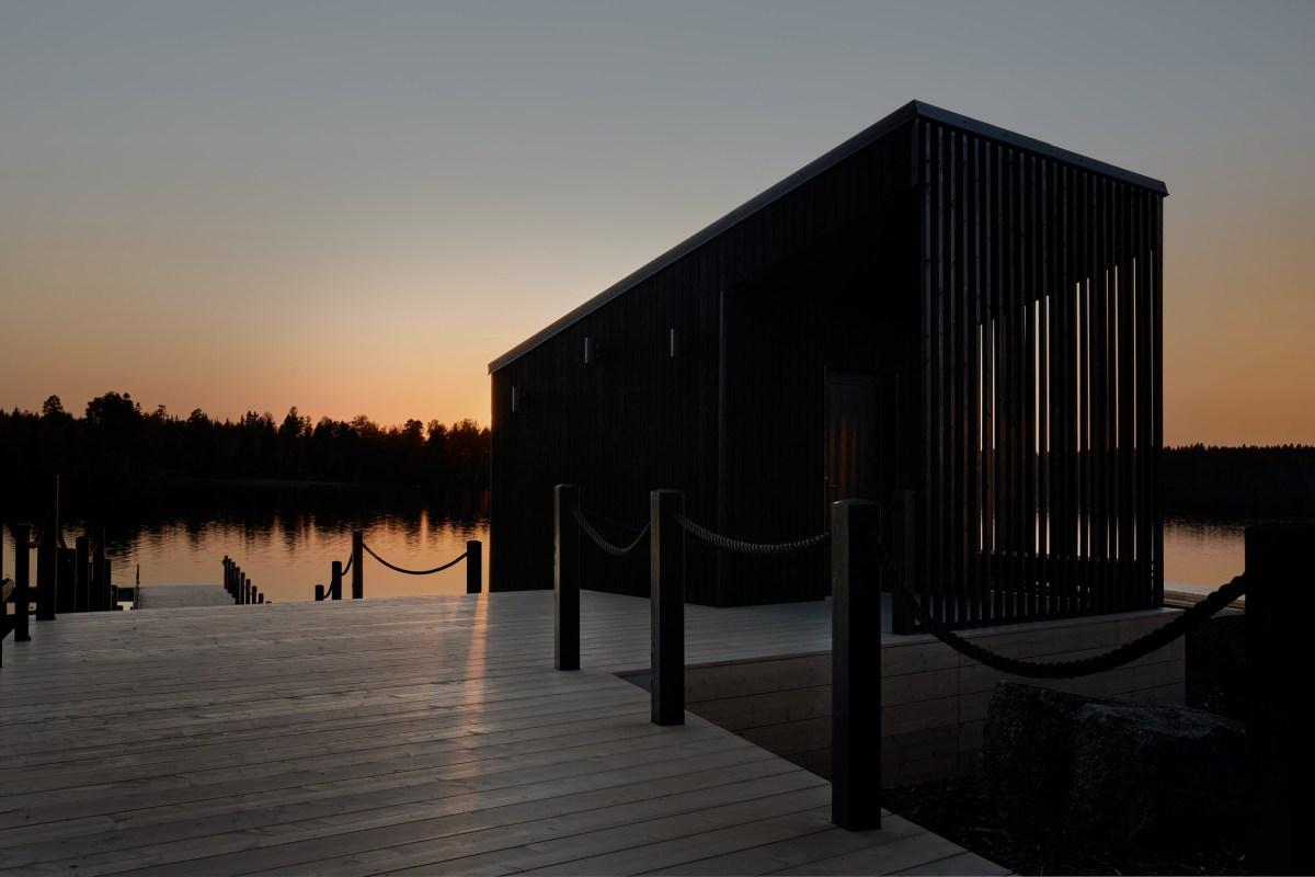 Studio Puisto Wellness Sauna and Restaurant