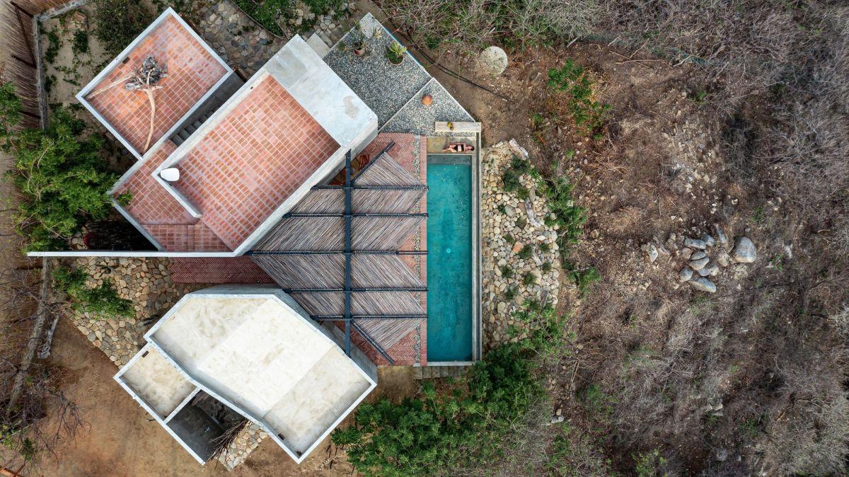 Casa del Sapo Espacio 18 Arquitectura