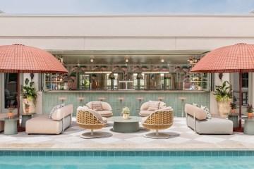 Cortney Bishop Design The Ryder Hotel Charleston SC