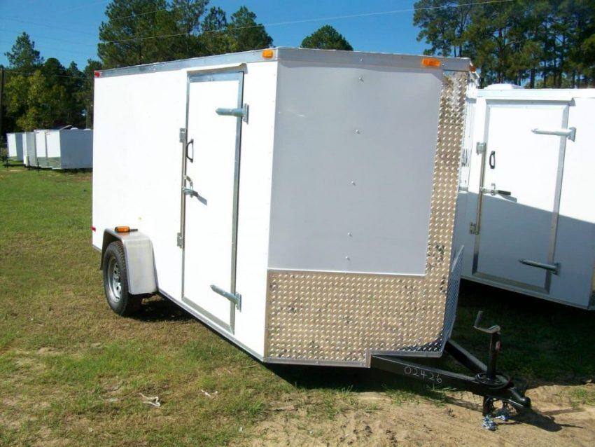 Enclosed Trailers For Sale In Georgia 1