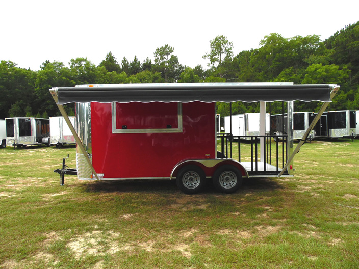 Enclosed Cargo Trailers - Best Prices 1