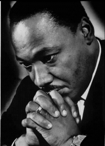 Reverend Dr. Martin Luther King