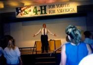 Opening 4-H Ceremonies