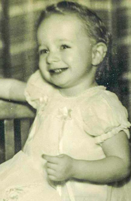 Patsy (me as a child) © Pat Ruppel