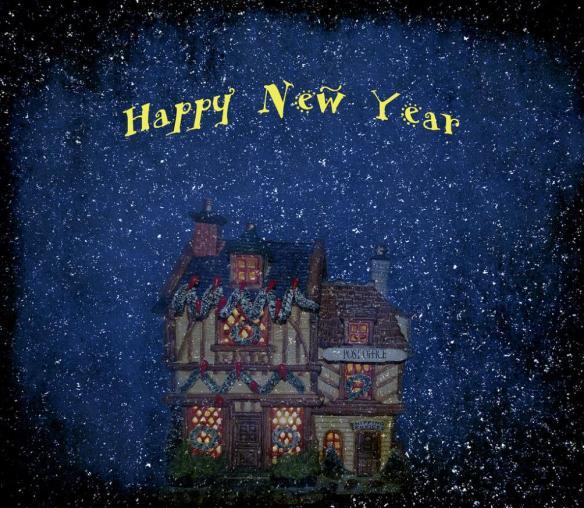 Happy New Year by Thanasis Anastasiou