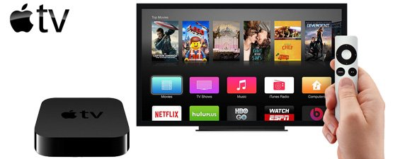 The 4th Generation Apple TV