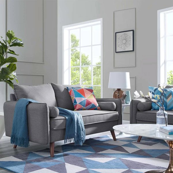 All Modern Configurable Modern Living Room Sets