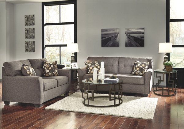 Ashley Furniture 5 Pieces Living Room Sets