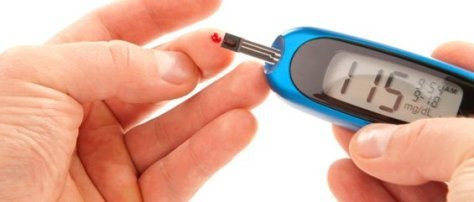 Blood Sugar Regulation by your Body.