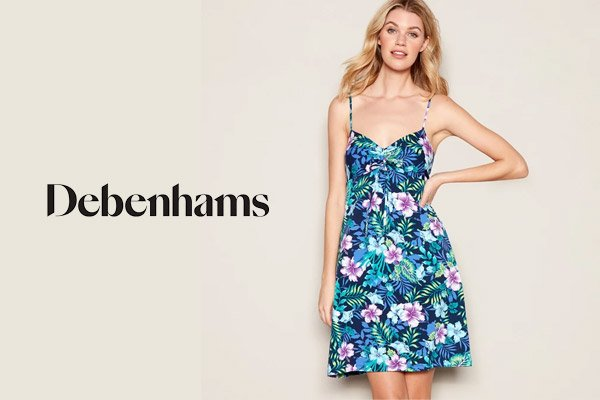 Debenhams Mini Beach Dresses