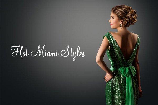 Hot Miami Styles Sequin Dresses