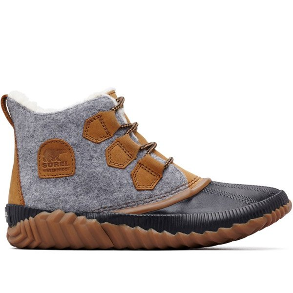Sorel : Women's Out 'N About™ Plus, Rain-Defying Hiking Boots