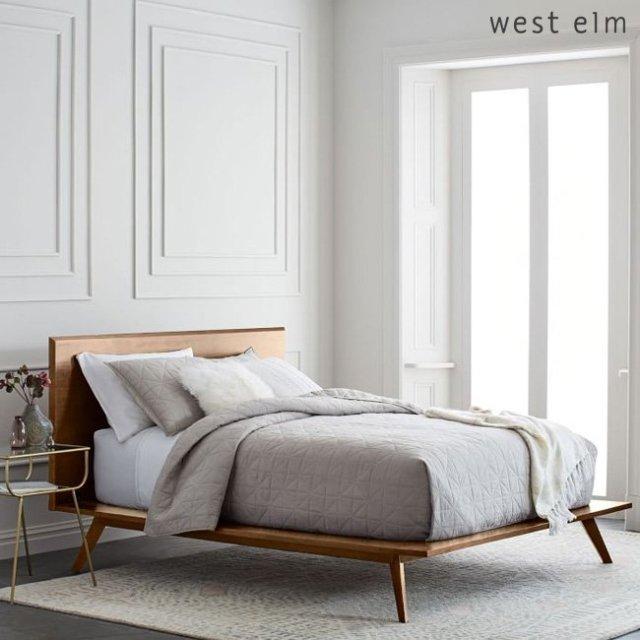 West Elm Bedroom Furniture ⋆ PlainTips.com ALT
