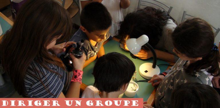 Amener un enfant à diriger un groupe 1