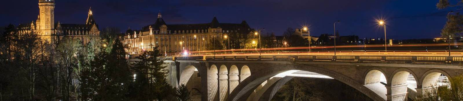 Sortie Club : Luxembourg by Night (bis)