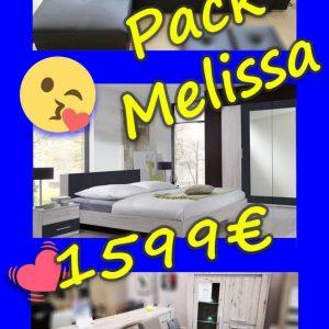 Pack Melissa