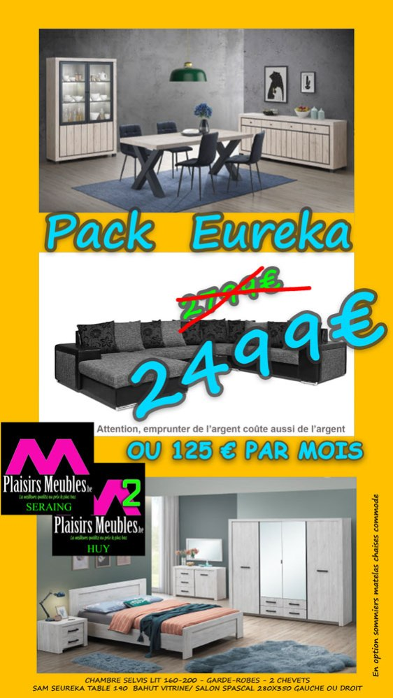 Pack Eureka