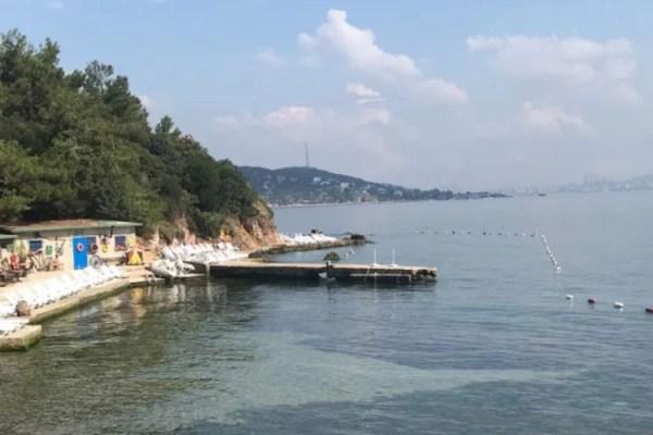 Burgazada Mimi Koy Plajı