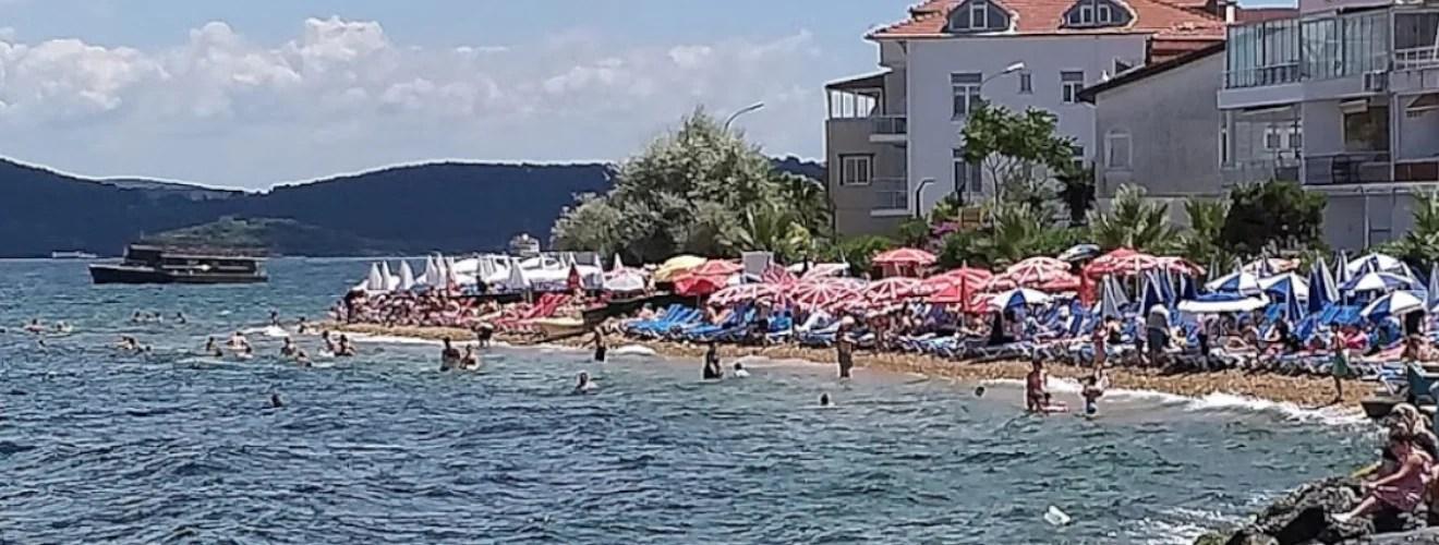 Kınalıada Onur Beach