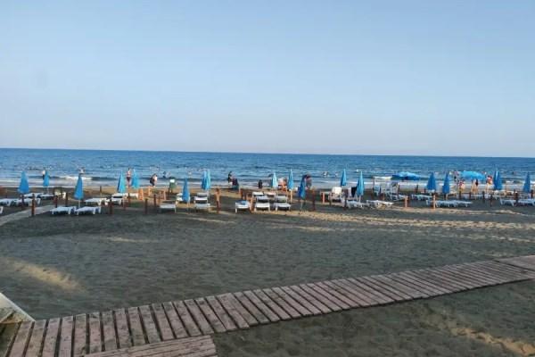Ayaş Kumkuyu Plajı