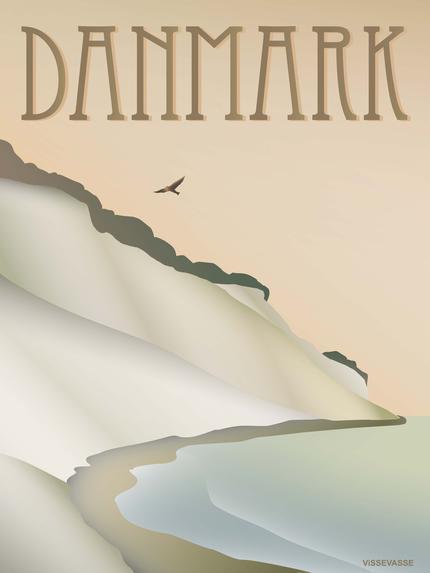 Danmark - klinten - vissevasse