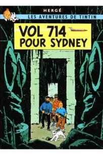 tintin - flight 714 til sydney