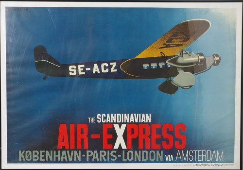Ib Andersen - scandinavian air-express