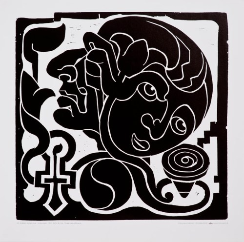 Henry Heerup - H. C. Andersen og hans muse