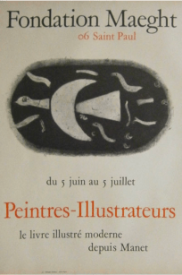 Georges Braque - Peintres Illustrateurs