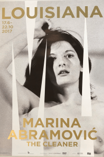 Louisiana - Marina Abramovic - the cleaner