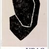 Raoul UBAC - ardoises - empreintes