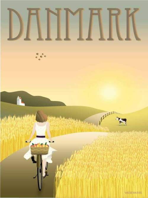Danmark - markerne