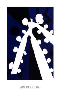 Aki Kuroda Bleu 3